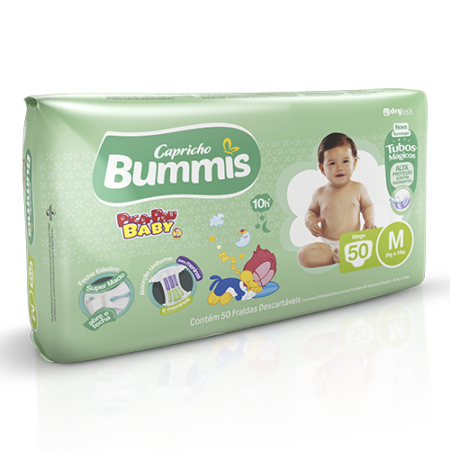 [Bummis] Bummis Pica Pau Baby