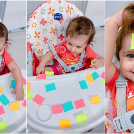 4 Brincadeiras para fazer em casa na quarentena com o seu bebê